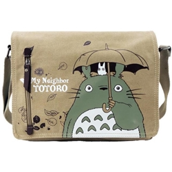 Picture of My Neighbor Totoro Canvas Messenger Bag