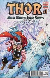 Picture of Thor Where Walk the Frost Giants #1