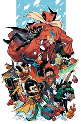 Picture of Very DC Universe Rebirth Christmas SC