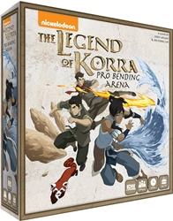 Picture of Legend of Korra Pro-Bending Arena Game
