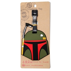Picture of Star Wars Boba Fett Luggage Tag