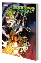 Picture of All-New Guardians of the Galaxy TP VOL 01 Communication Breakdown