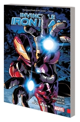 Picture of Invincible Iron Man (2015) Vol 03 SC Civil War II