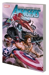 Picture of Avengers Unleashed Vol 02 SC Secret Empire