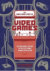 Picture of Comic Book Story of Video Games GN