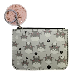 Picture of My Neighbor Totoro Pattern Wallet ID Card Holder