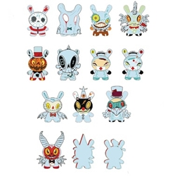 Picture of Dunny 13 Horrors Vinyl Figure Blind Box