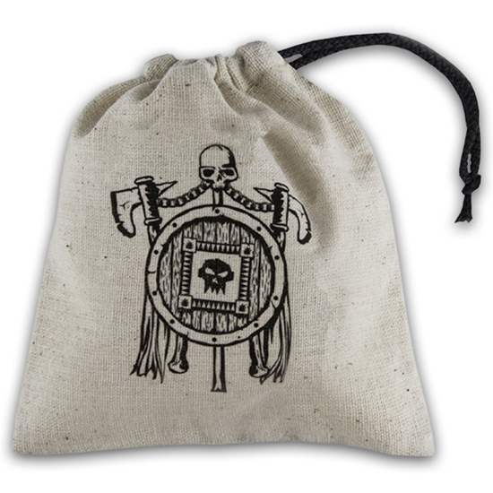 orcbeigeblackdicebag