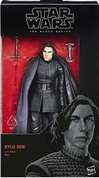 Picture of Star Wars Kylo Ren (Episode 8) #45 Black Series Action Figure