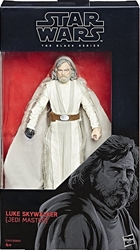 Picture of Star Wars Luke Skywalker (Episode 8) #46 Black Series Action Figure