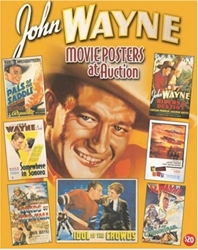 Picture of John Wayne Movie Posters at Auction SC