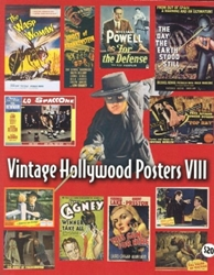 Picture of Vintage Hollywood Posters VIII SC
