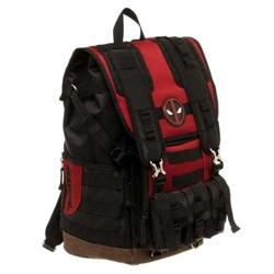 Picture of Marvel Deadpool Tactical Roll Backpack