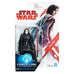 Picture of Star Wars Galaxy Kylo Ren Orange Wave 1 Figure