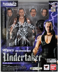 Picture of WWE Undertaker S.H. Figuarts Figure