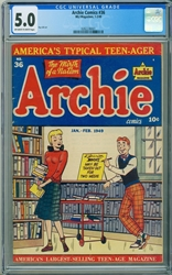 Picture of Archie Comics #36