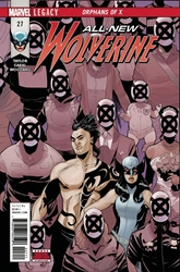Picture of All-New Wolverine #27