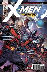 Picture of X-Men Gold (2017) #16
