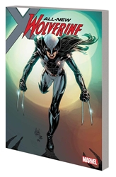 Picture of All-New Wolverine TP VOL 04 Immune