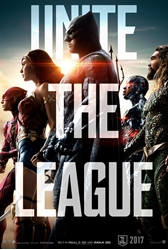 Picture of Justice League Teaser 1-Sheet Movie Poster
