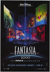 Picture of Fantasia 2000 IMAX 1-Sheet Movie Poster