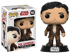Picture of Pop Star Wars Episode 8 Poe Dameron Vinyl Figure