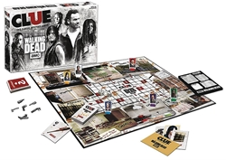 Picture of Clue Walking Dead Television Board Game