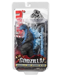 "Picture of Godzilla (2001) Atomic Blast Godzilla 12"" Head to Tail Action Figure"