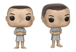 Picture of Pop Television Stranger Things Season 2 Eleven Hospital Gown Vinyl Figure