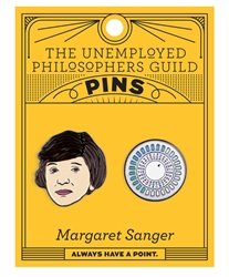 Picture of Margaret sanger and The Pill 2 Pack Pin Set