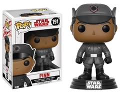 Picture of Pop Star Wars Episode 8 Finn Vinyl Figure