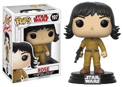 Picture of Pop Star Wars Episode 8 Rose Vinyl Figure