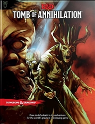 Picture of Dungeons and Dragons RPG Tomb of Annihilation