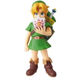 Picture of Legend of Zelda Link Major's Mask Figure