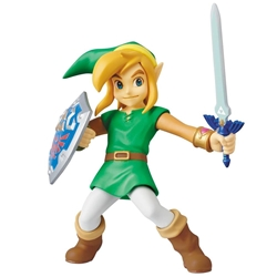 Picture of Legend of Zelda Link Triforce of the Gods Figure
