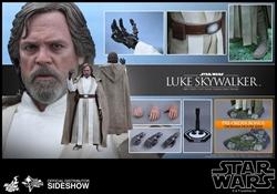Picture of Star Wars Force Awakens Luke Skywalker Hot Toys Figure