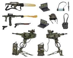 Picture of Aliens Accessory Pack USCM Arsenal Weapons Pack