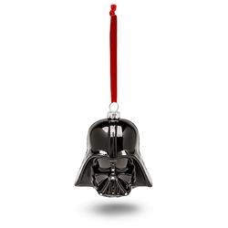 Picture of Star Wars Darth Vader Helmet Blown Glass Ornament