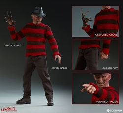 Picture of Nightmare On Elm Street Freddy Krueger Sixth Scale Figure