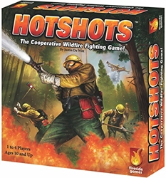 Picture of Hotshots Board Game