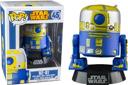 Picture of Pop Star Wars R2-B1 Vinyl Figure Gamestop Exclusive