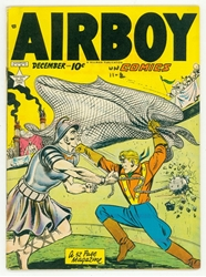 Picture of Airboy Comics (1949) #11