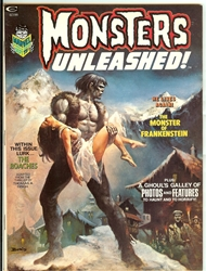 Picture of Monsters Unleashed #2