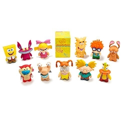 Picture of Nickelodeon 90s Mini Series Vinyl Figure