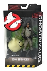 Picture of Ghostbusters Classic Egon Spangler Action Figure