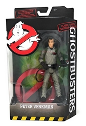 Picture of Ghostbusters Classic Peter Venkman Action Figure