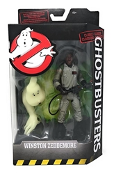 Picture of Ghostbusters Classic Winston Zeddemore Action Figure