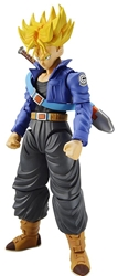 Picture of Dragon Ball Z Trunks Super Saiyan Figure-rise Model Kit