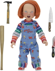 "Picture of Child's Play Chucky Clothed 8"" Figure"