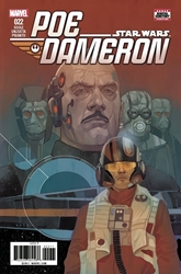 Picture of Star Wars Poe Dameron #22